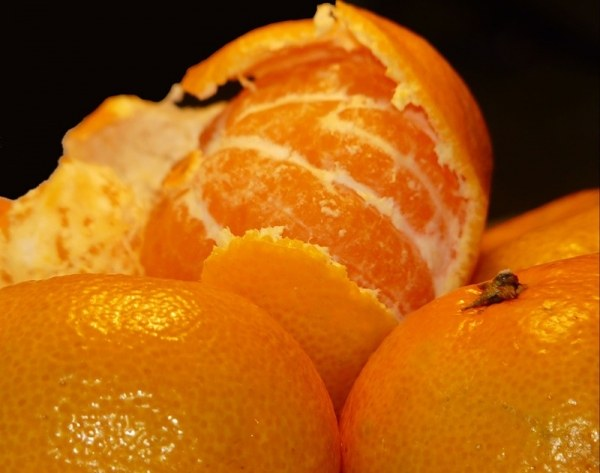 What is the benefit of tangerines