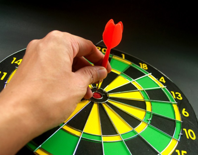 How to hold the Darts in Darts