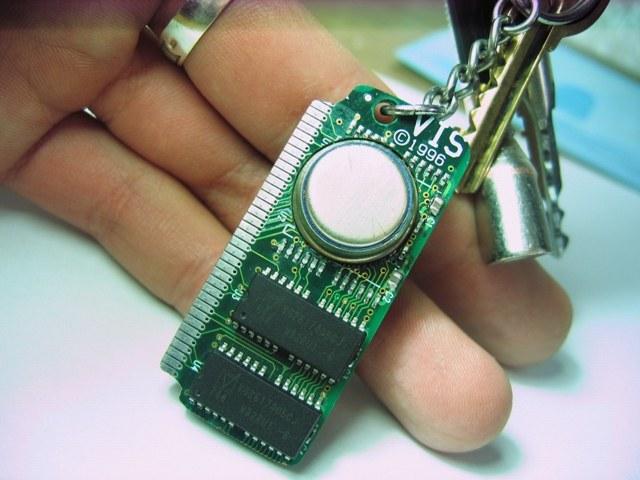Как прописать ключ в домофон