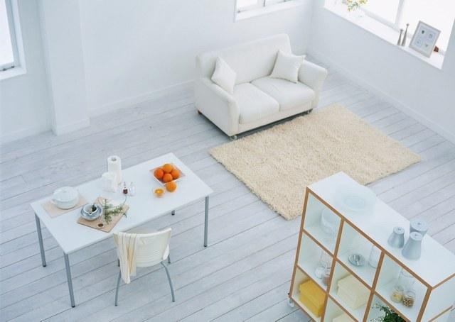 Как обустроить длинную комнату