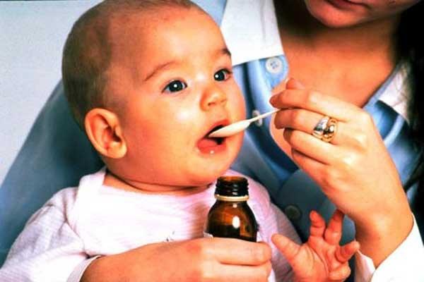 Как снять температуру у ребенка до года