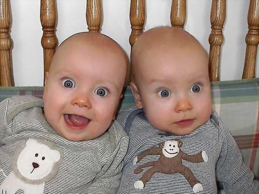 Как назвать детей близнецов