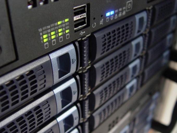 Как найти название своего сервера