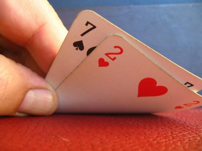 Как сделать карты для игры в мафию
