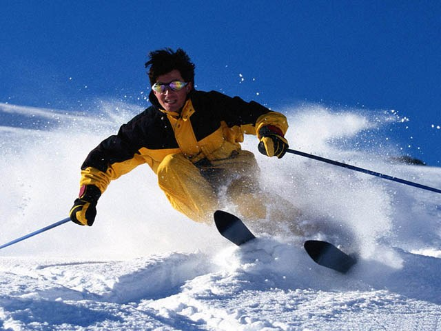 Как подниматься на лыжах в гору