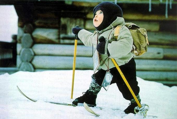 Как выбрать лыжи для классического хода