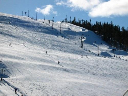 Какие бывают горнолыжные склоны