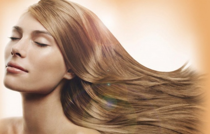 How to restore natural hair color
