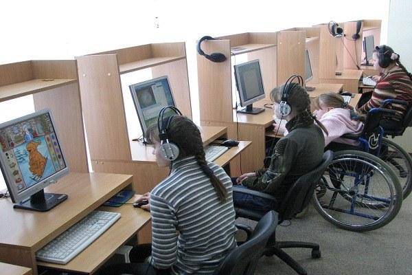 Как обучать детей-инвалидов