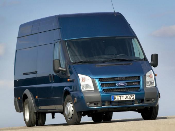 Как выставить зажигание Ford Transit