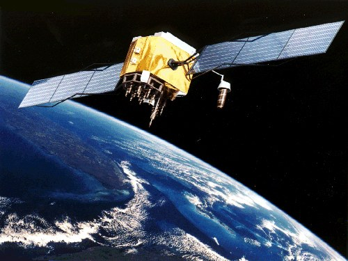 Как найти частоты спутника