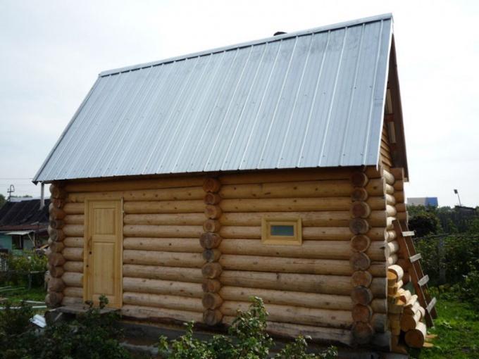 Как построить охотничий домик