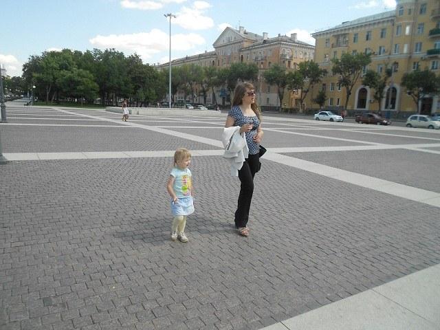 Как знакомить детей с городом