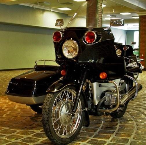 Как сделать мотоцикл Днепр