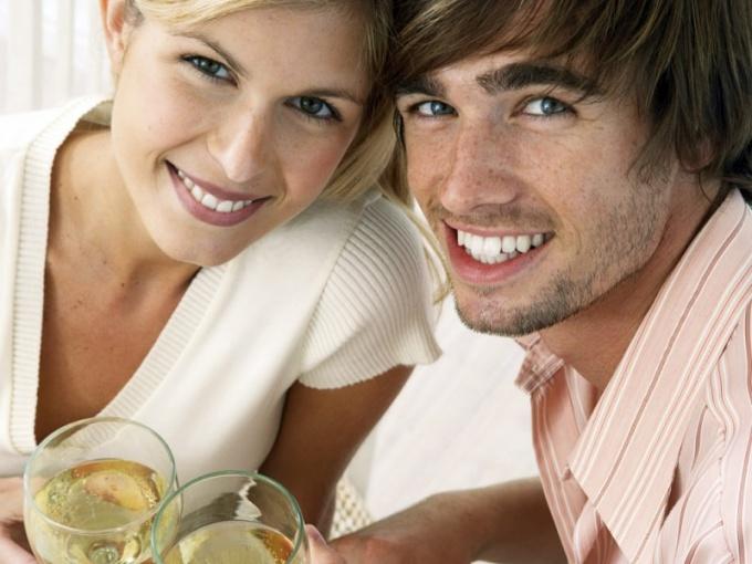 Как провести третье свидание