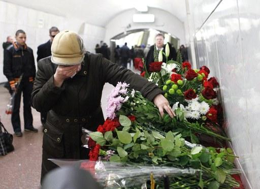 Как вести себя во время теракта в метро
