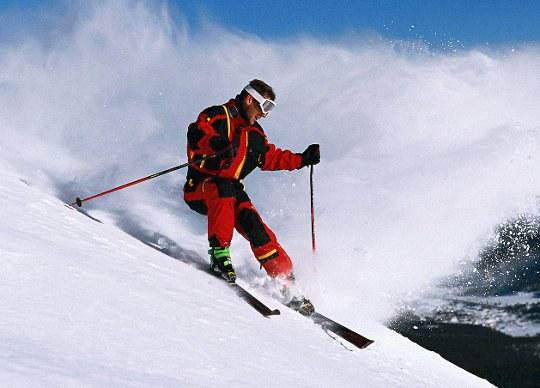 Как подобрать лыжи и палки по росту