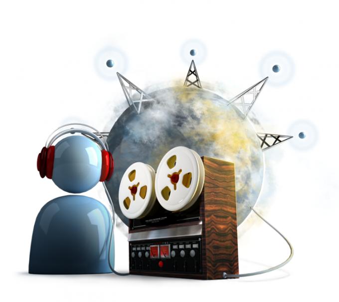 Как вещать радио в интернет