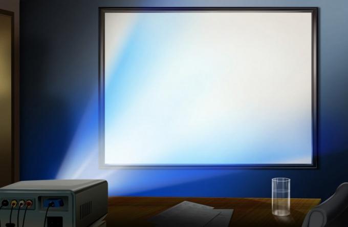 Как вывести изображение на экран