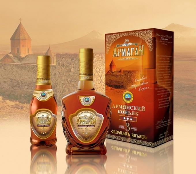 Как отличить подлинный армянский коньяк