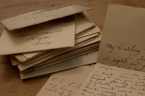 Как вручить письмо