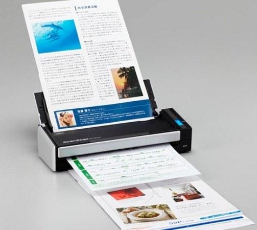 Как включить сканер