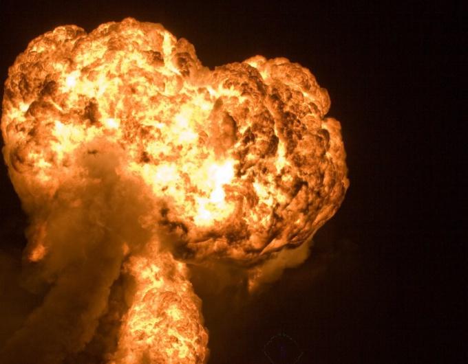Как вести себя при взрыве