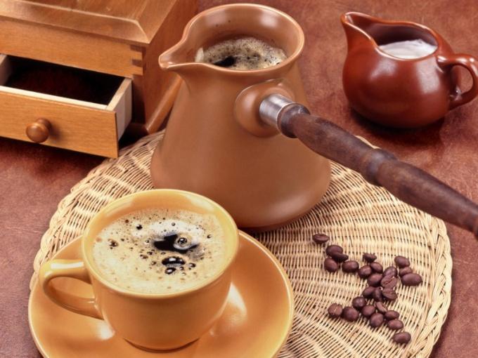 Как готовить кофе в зернах