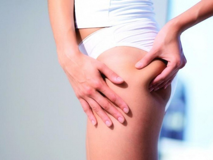 How to get rid of cellulite on buttocks