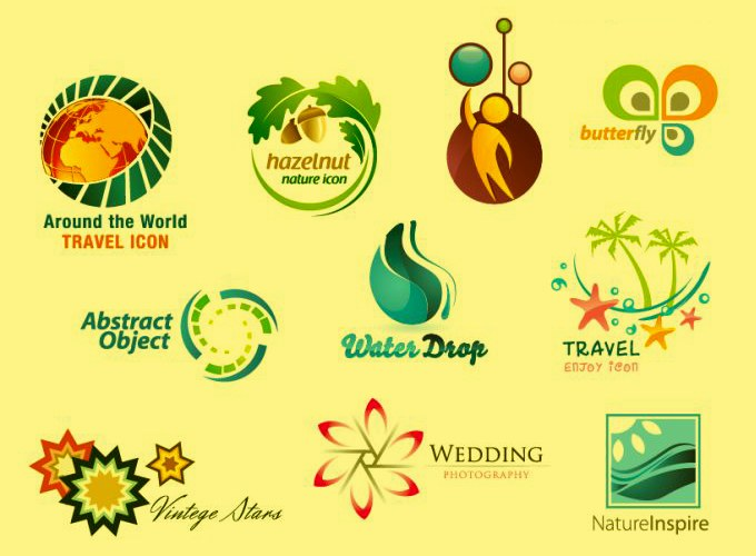 Как в Фотошопе создать логотип