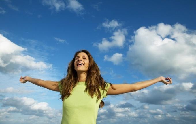 Как быть неизменно на позитиве