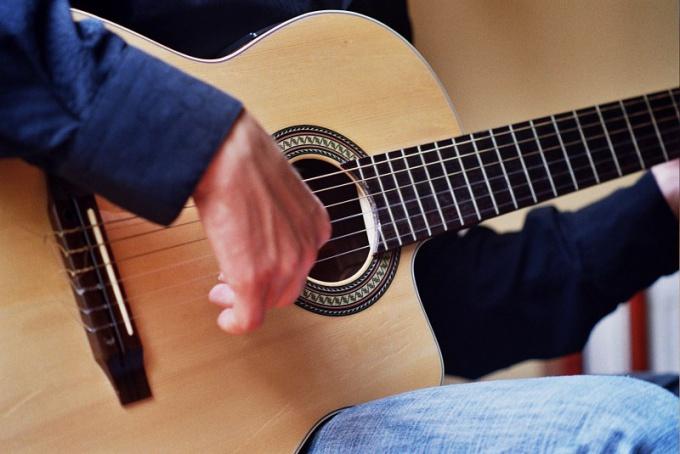 Как положительно настроить гитару