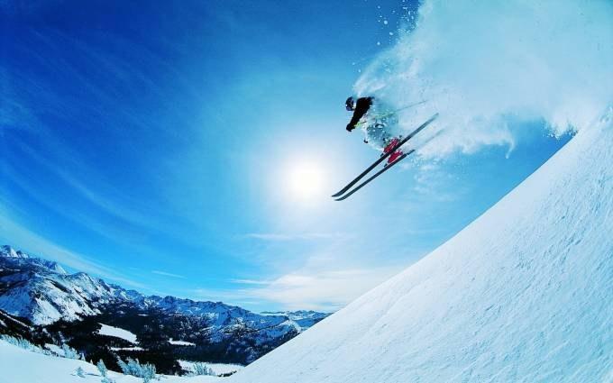 Как отремонтировать пластиковые лыжи
