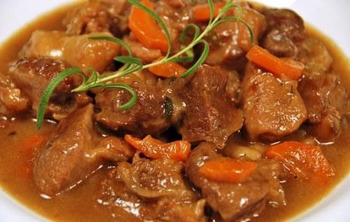 Как вкусно приготовить говядина на сковороде рецепт с