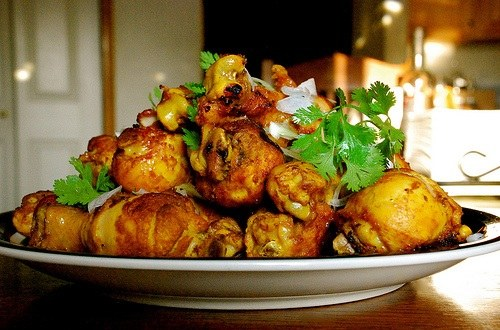How delicious to cook drumstick