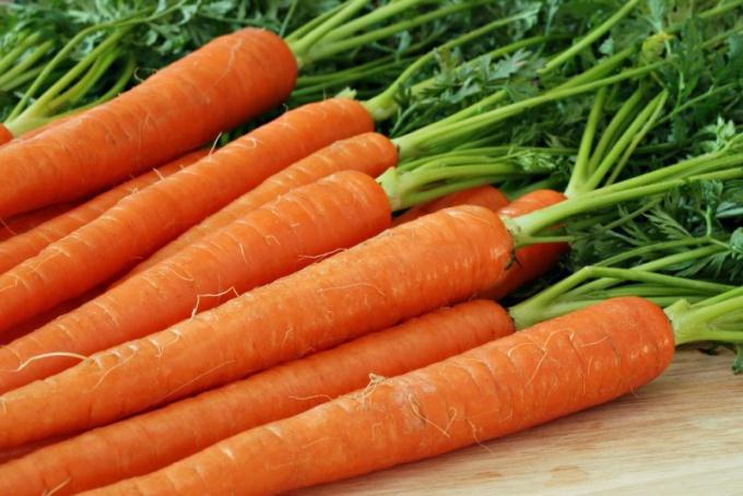 Как варить морковь для салата