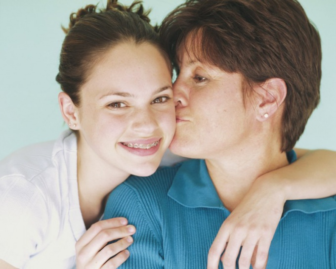 How to establish a relationship with teen