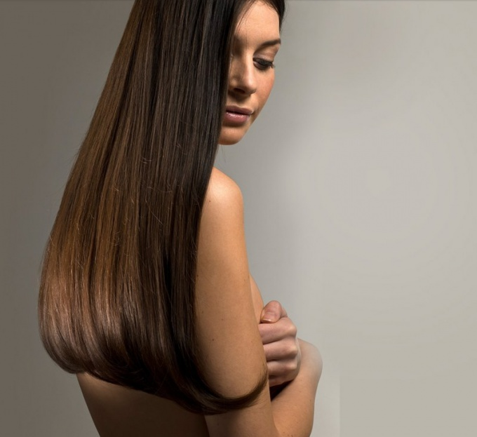 How to make hair thicker and longer