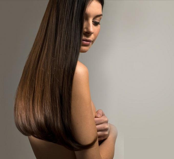Как волосы сделать гуще и длиннее