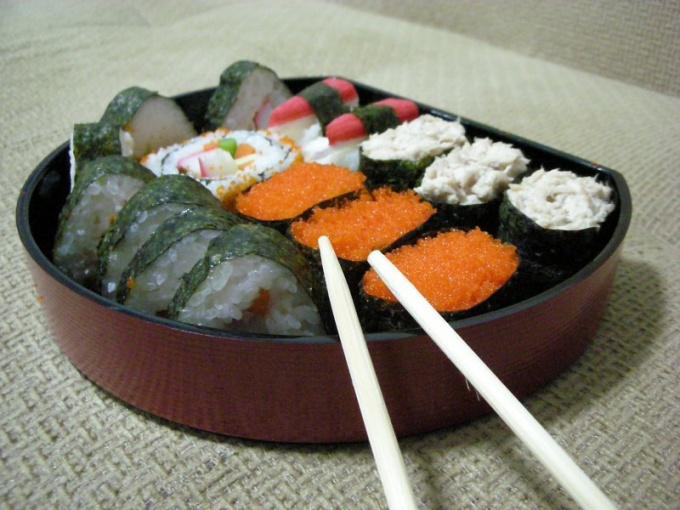 Как готовить водоросли нори