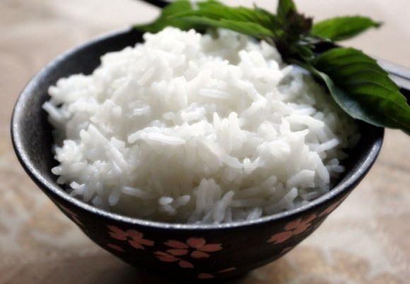 How to cook rice in water