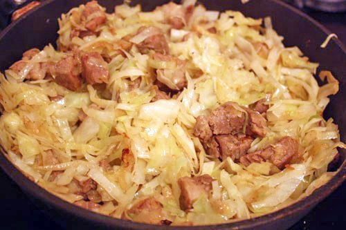 How to prepare tasty cabbage