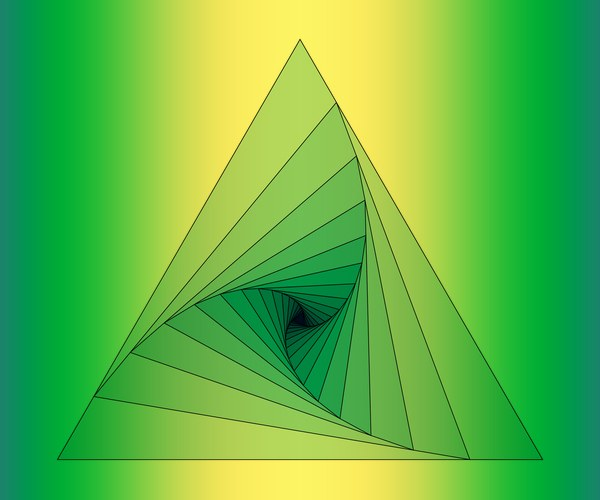 Как вычислить угол в прямоугольном треугольнике