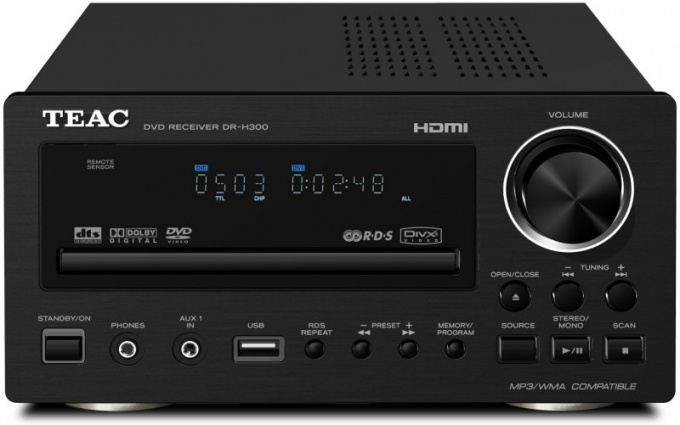 How to choose DVD receiver