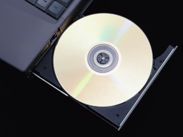 Как DVD-образ записать на диск