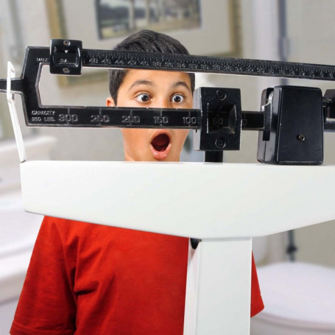 How to get my child to lose weight