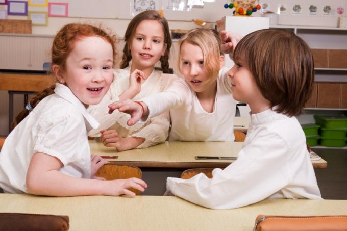 Как определить лидера в классе