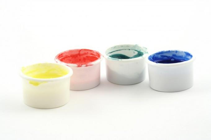 Как выбрать акриловую краску