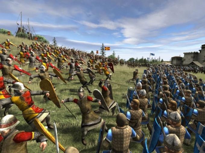 Как открыть нации medieval