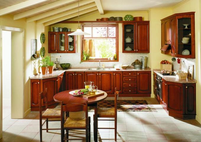 Как разработать дизайн кухни